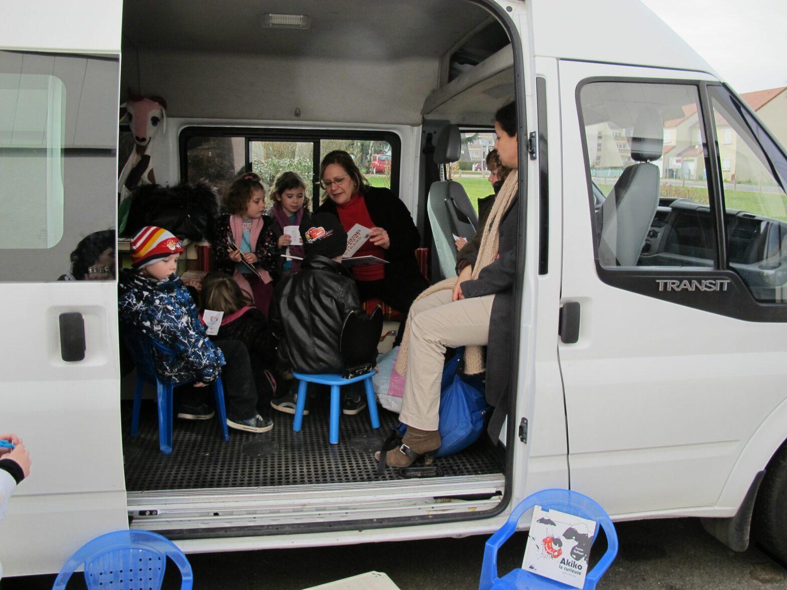 ROULEBARAK, un camion à histoires