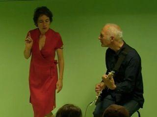 Des contes avec Florence Desnouveaux  / salon 2014