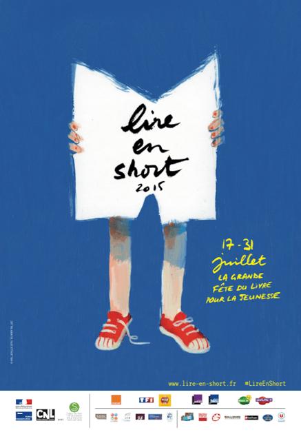 Lire en short : grande fête du livre pour la jeunesse