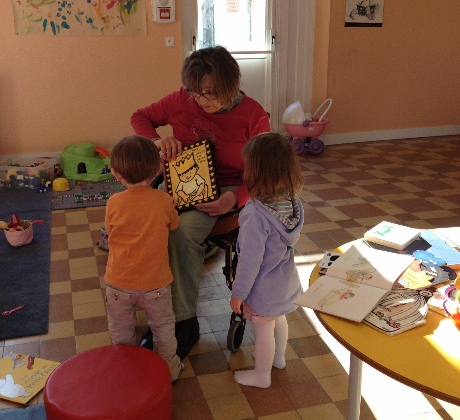 Lire des histoires aux enfants, pourquoi ? comment ?