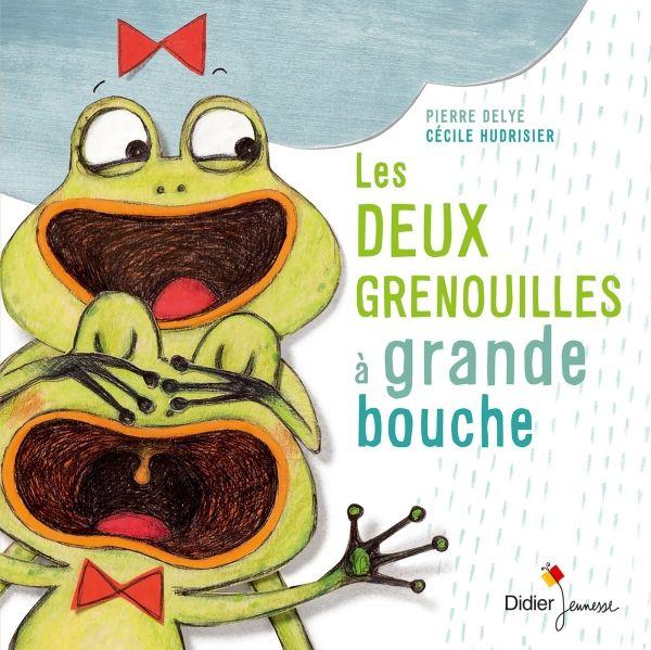 Coup de coeur pour Les deux grenouilles à grande bouche par François Baudouin