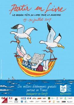 «Partir en Livre» La grand fête du livre pour la jeunesse