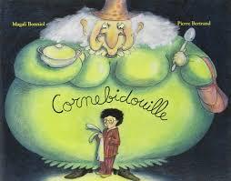Les histoires de Cornebidouille, par Cyril Varquet