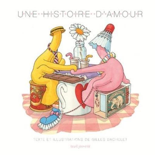 Un invité, une lectrice : Une histoire d'amour de Gilles Bachelet par Nicole Verdun