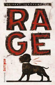 Coup de cœur pour Rage d'Orianne Charpentier par Juliette Theureau