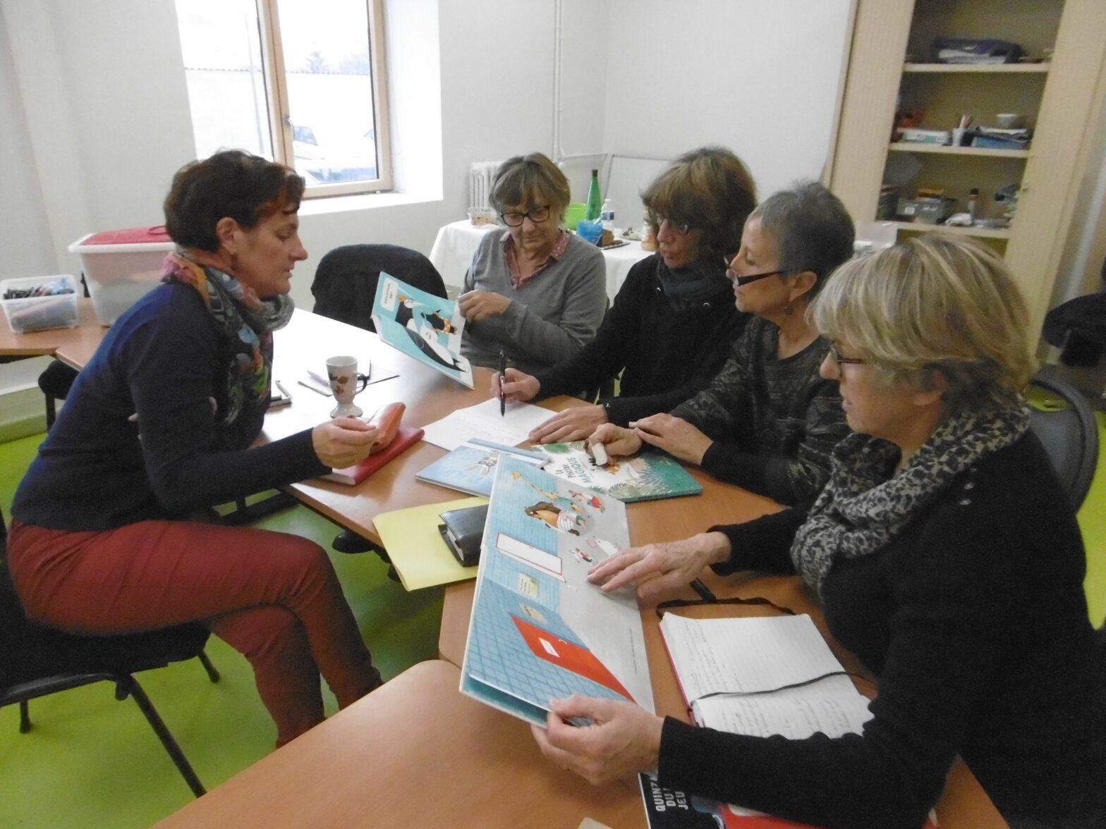 Une journée de formation pour les lecteur·rice·s de Val de Lire